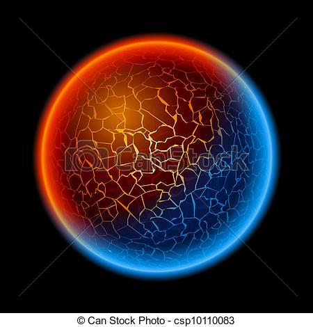 Fire And Ice clipart #12, Download drawings