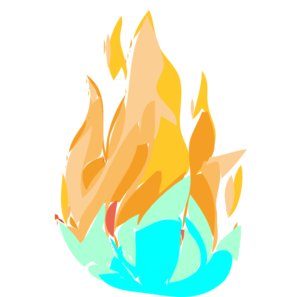 Fire And Ice clipart #20, Download drawings