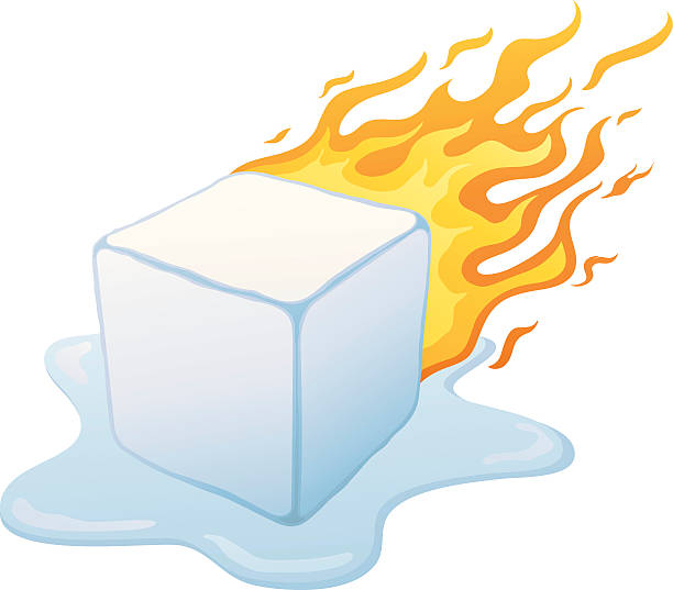 Fire And Ice clipart #4, Download drawings