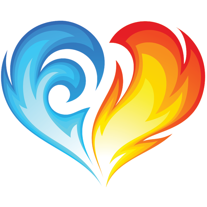 Fire And Ice clipart #6, Download drawings