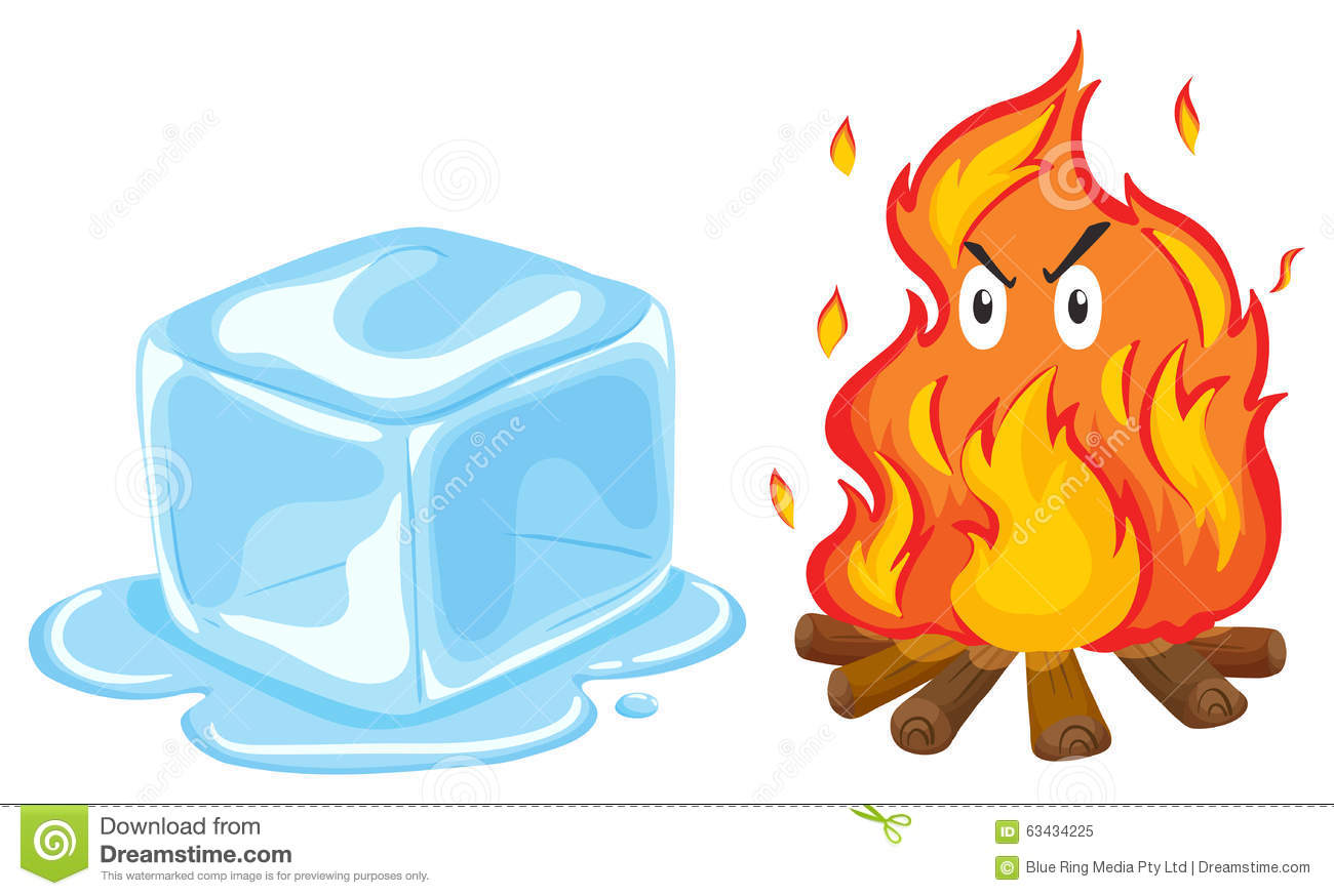 Fire And Ice clipart #19, Download drawings