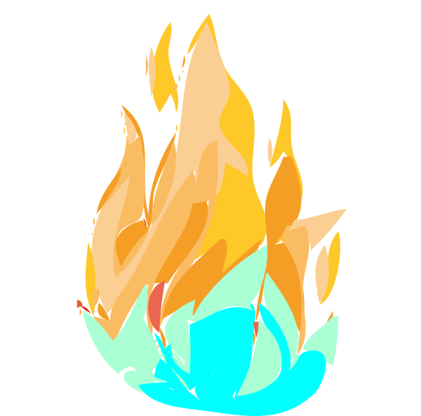 Fire And Ice clipart #14, Download drawings