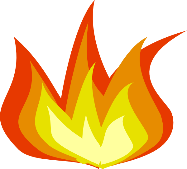 Flames clipart #17, Download drawings
