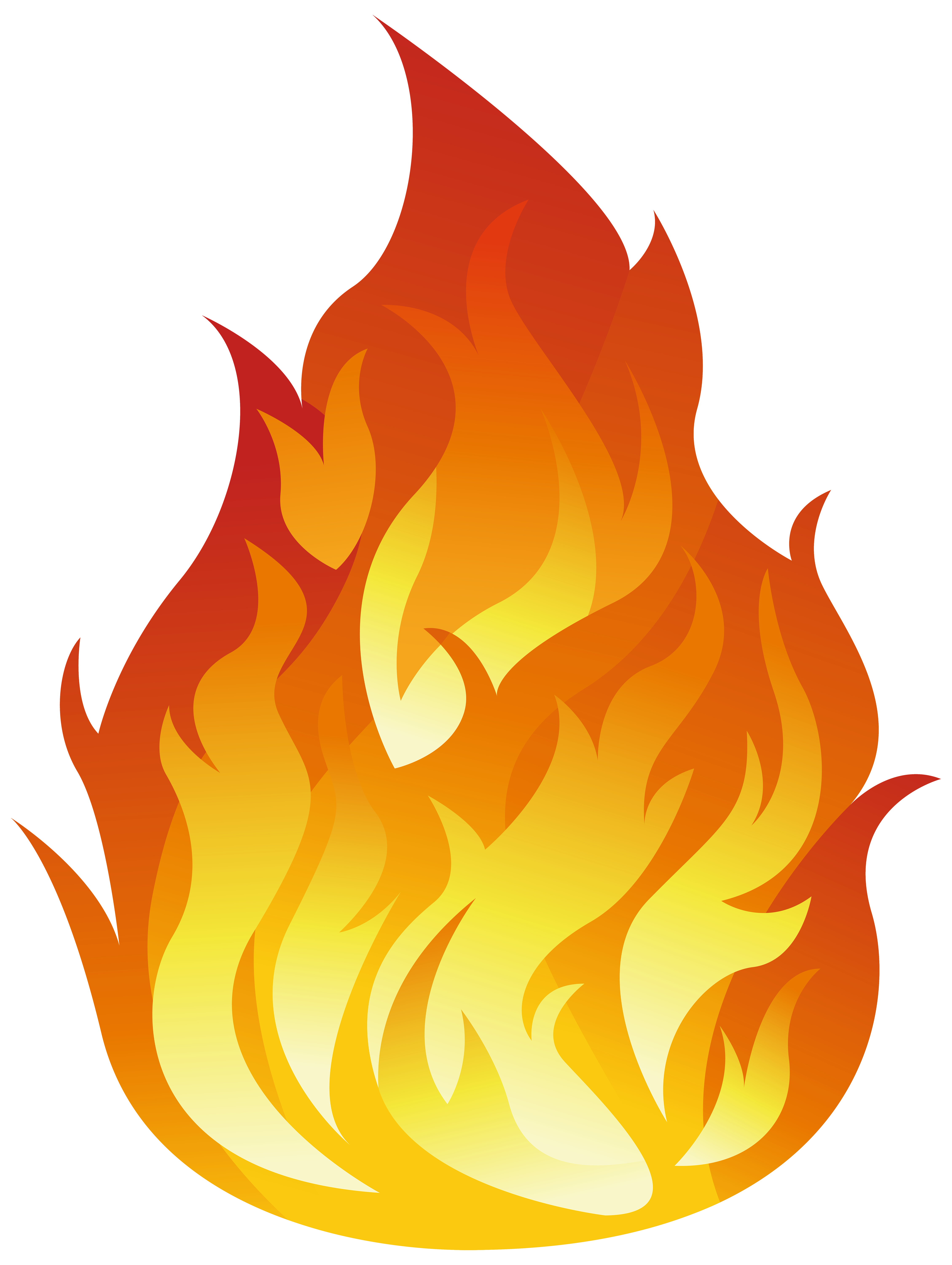 Fire clipart #3, Download drawings