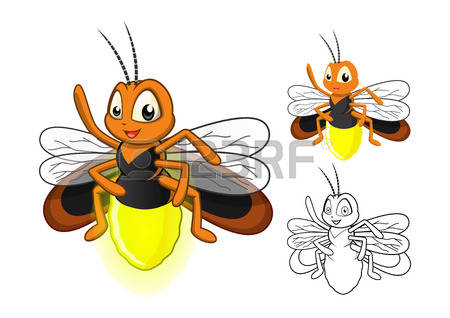 Firefly clipart #10, Download drawings