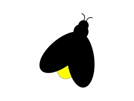 Firefly clipart #2, Download drawings