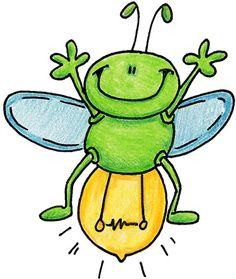 Firefly clipart #4, Download drawings