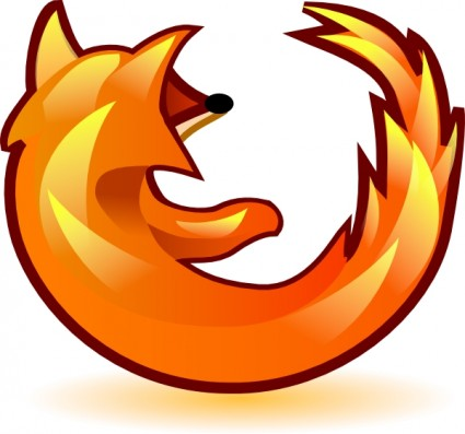 FireFox clipart #20, Download drawings