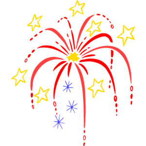 Fireworks clipart #14, Download drawings