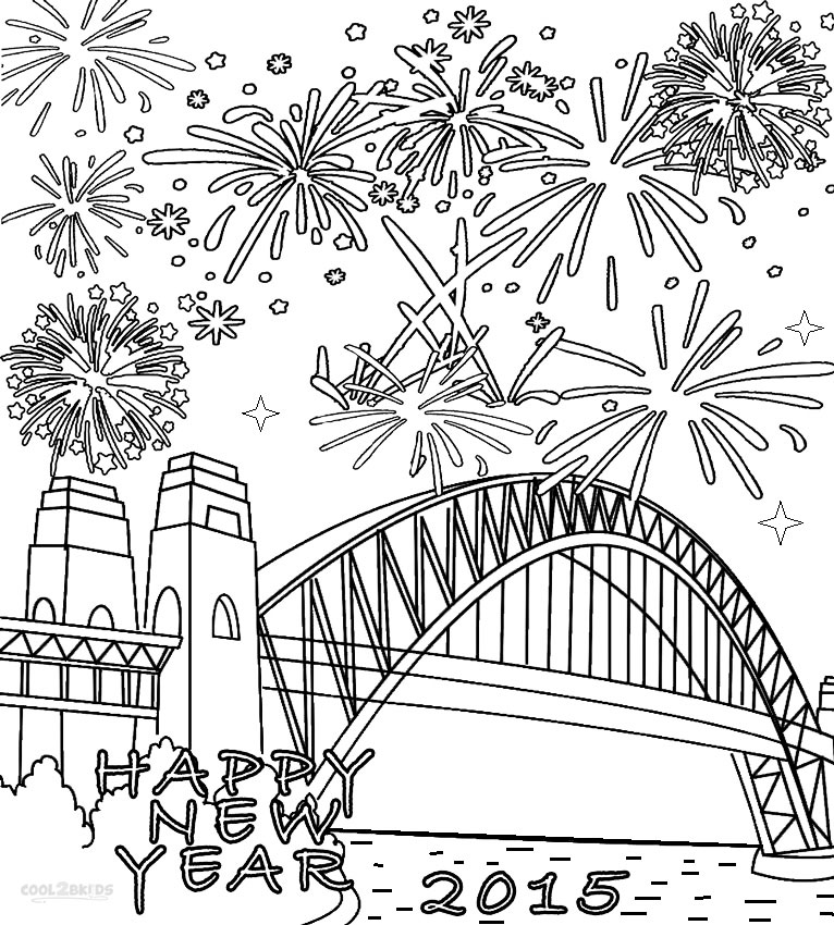 Fireworks coloring #12, Download drawings