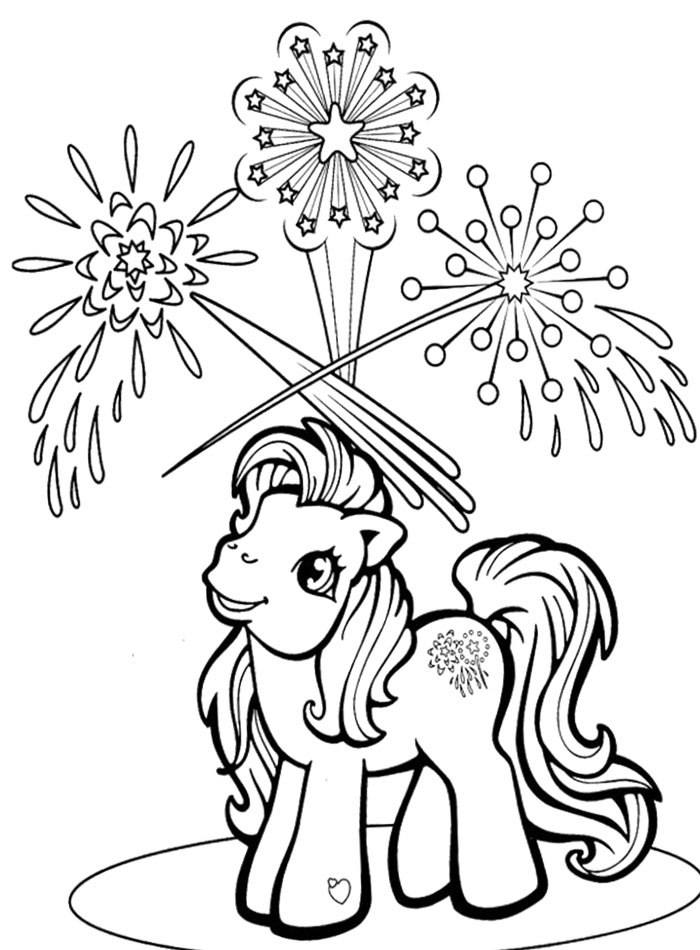 Fireworks coloring #9, Download drawings