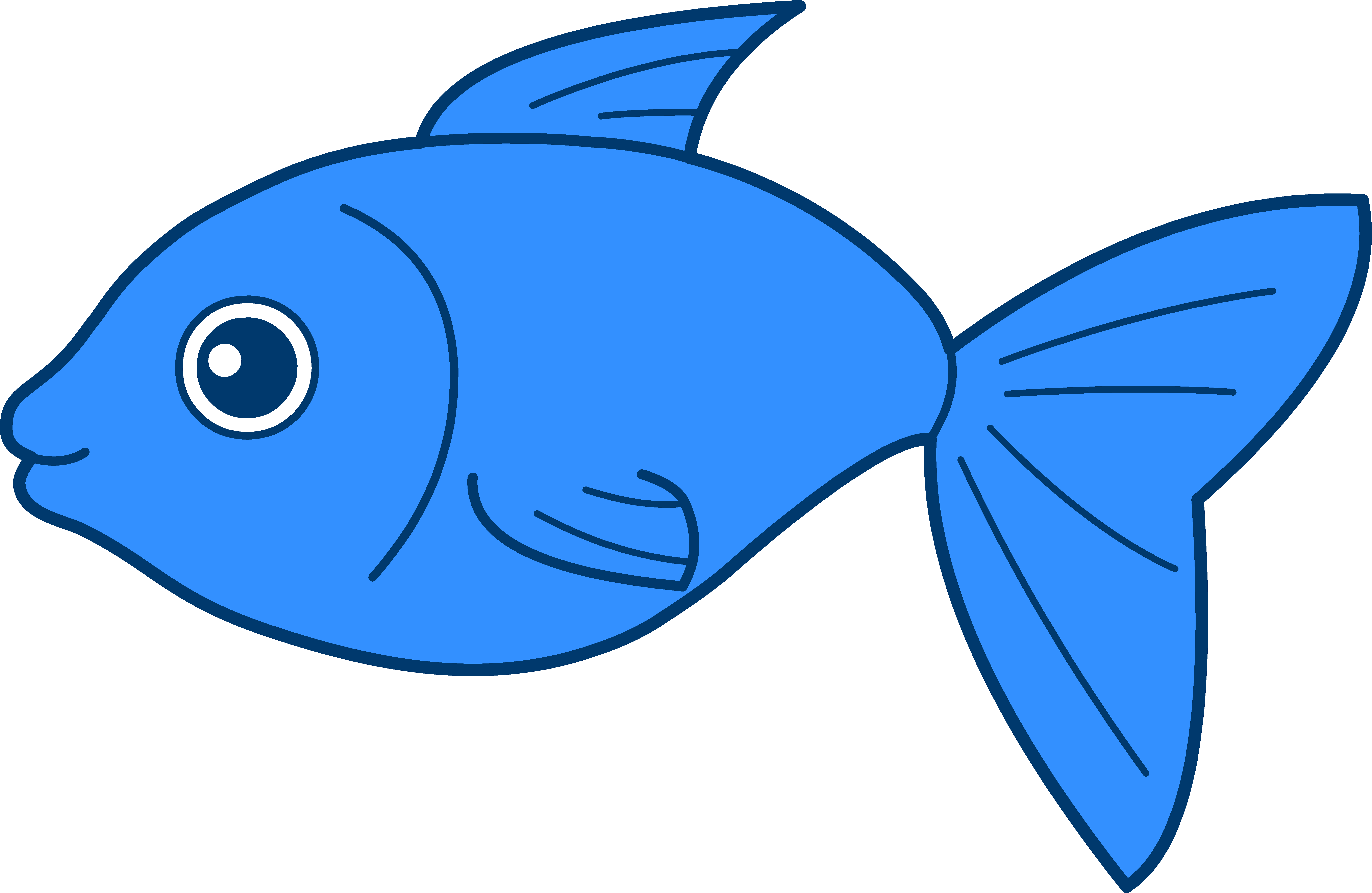 Fish clipart #4, Download drawings