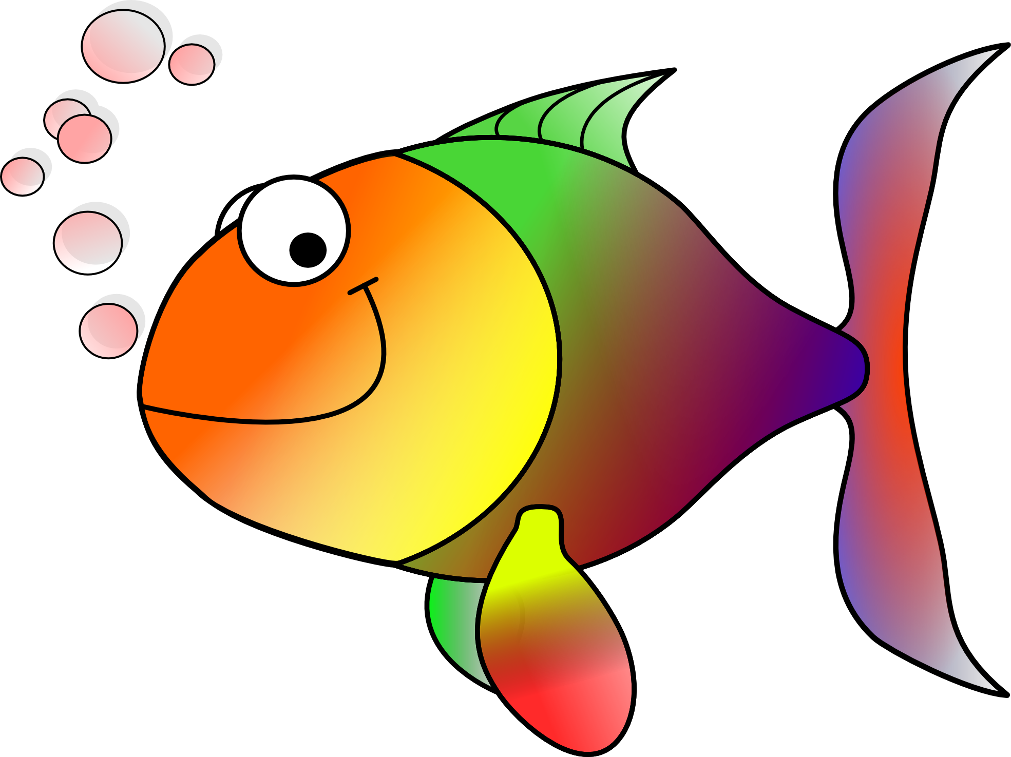 Fish clipart #17, Download drawings