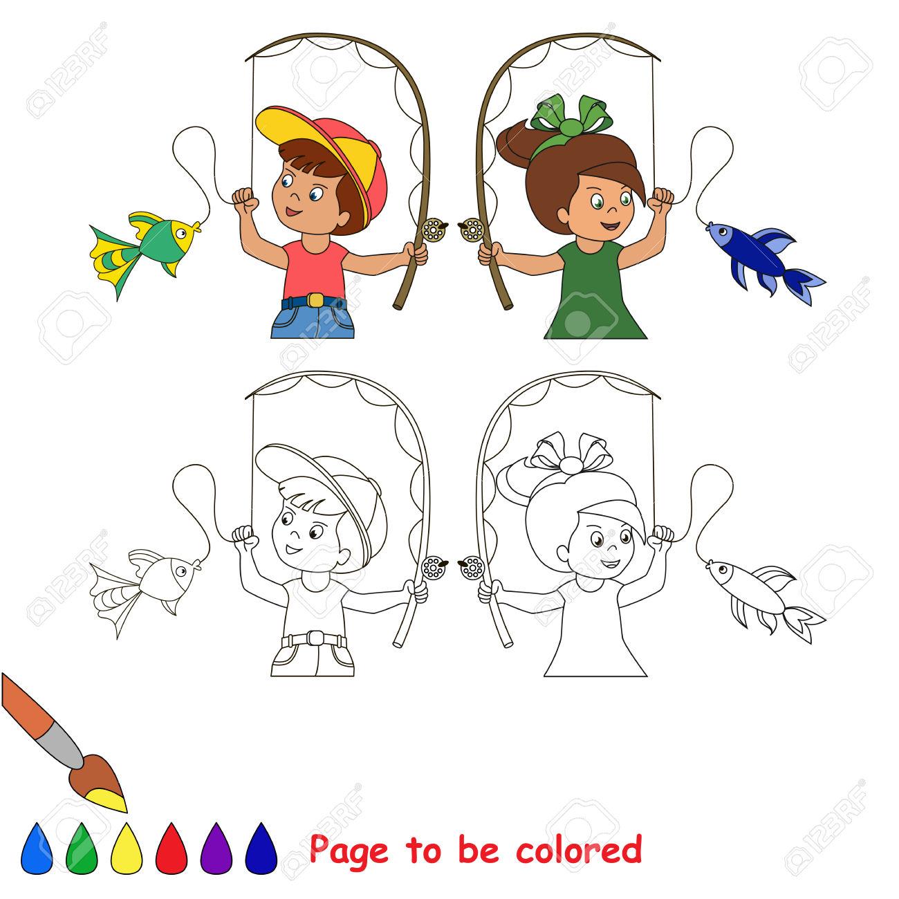 Fish Girl coloring #3, Download drawings