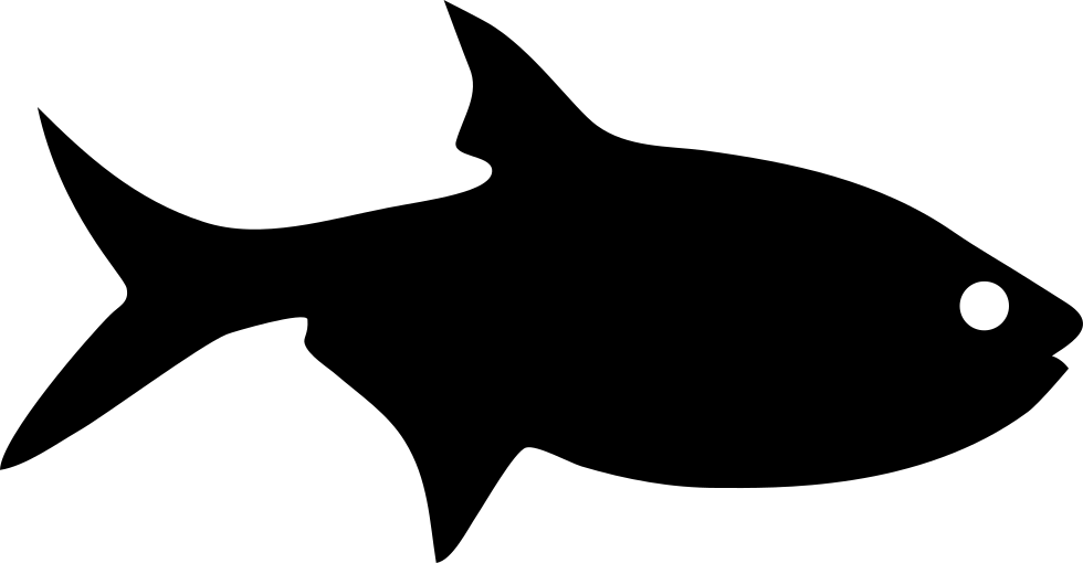 fish silhouette svg #465, Download drawings