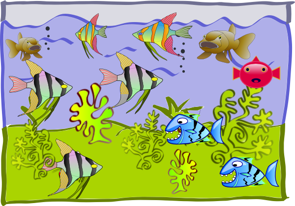 Fishtank clipart #10, Download drawings