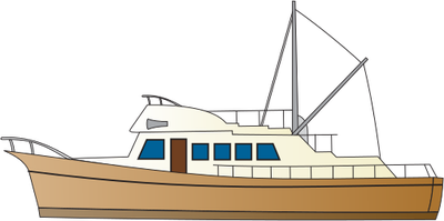 Fishing Boat svg #15, Download drawings