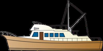 Fishing Boat svg #15, Download drawings