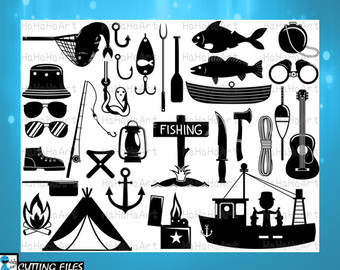 Fishing Boat svg #14, Download drawings