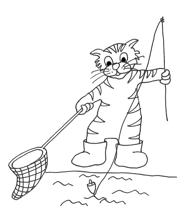 Fishing Cat clipart #13, Download drawings