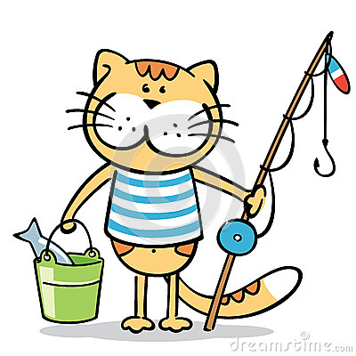 Fishing Cat clipart #7, Download drawings