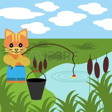 Fishing Cat clipart #3, Download drawings