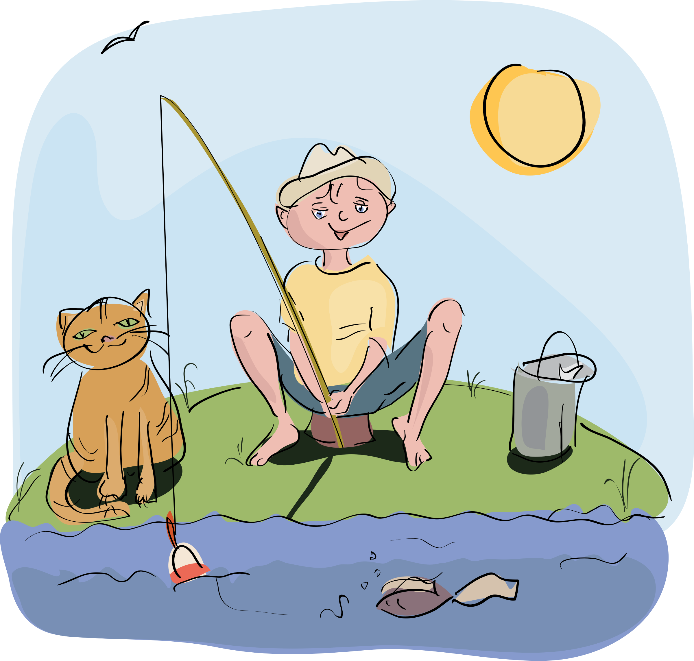 Fishing Cat clipart #19, Download drawings