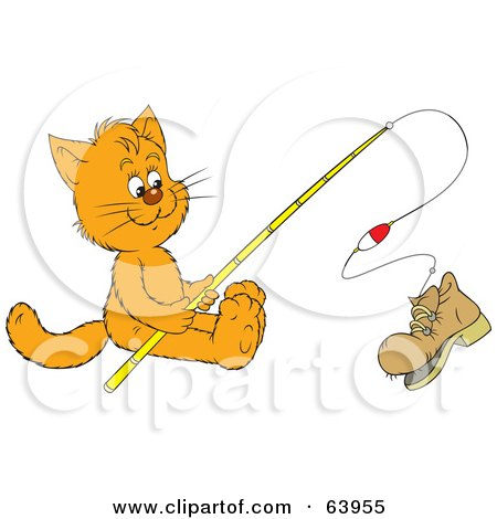 Fishing Cat clipart #2, Download drawings