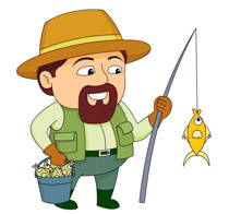 Fishing clipart #3, Download drawings