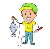 Fishing clipart #1, Download drawings