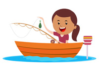 Fishing clipart #15, Download drawings