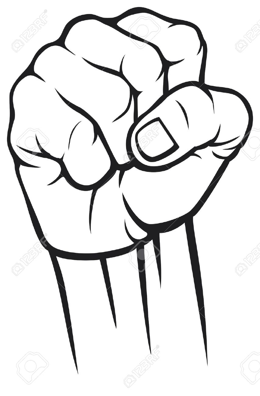 Fist clipart #17, Download drawings