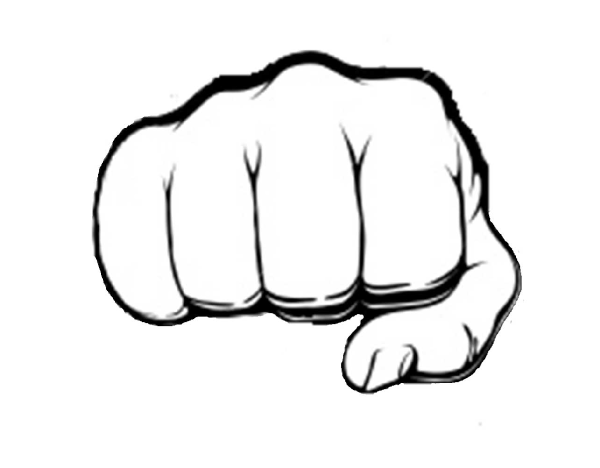 Fist clipart #6, Download drawings
