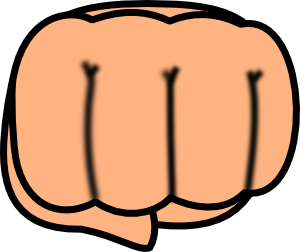 Fist clipart #16, Download drawings