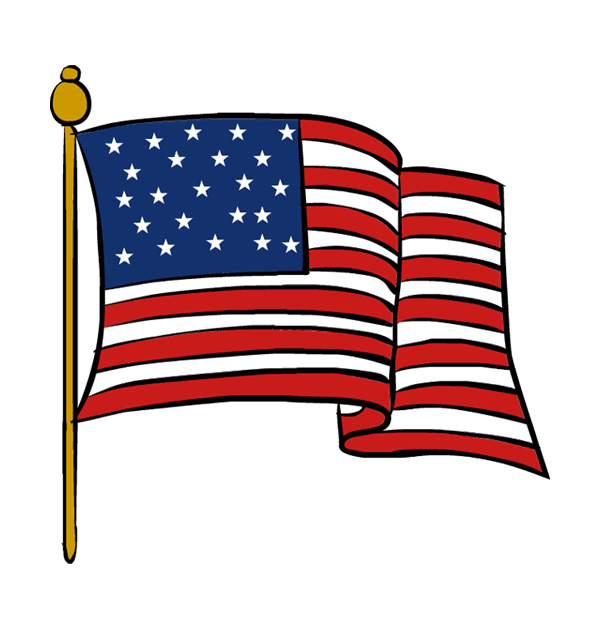Flag clipart #9, Download drawings