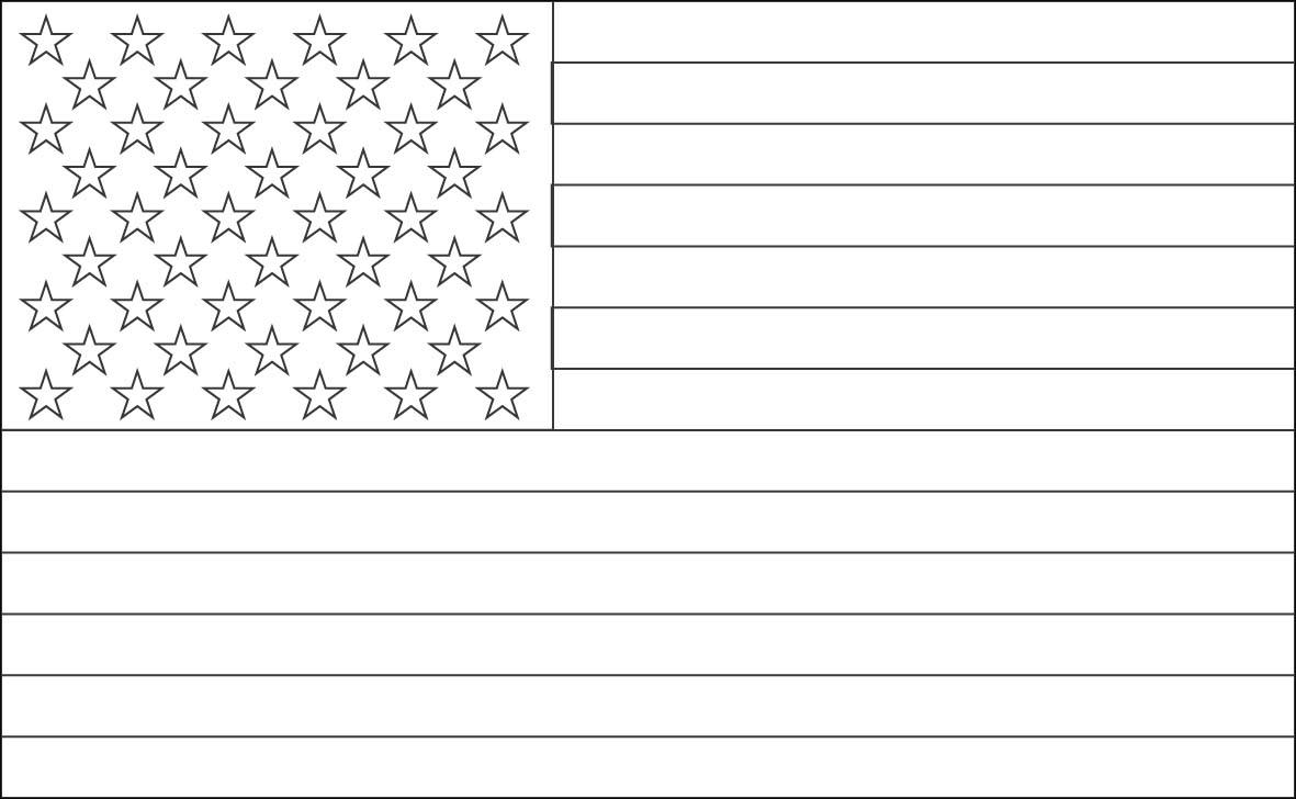 Flag coloring #19, Download drawings
