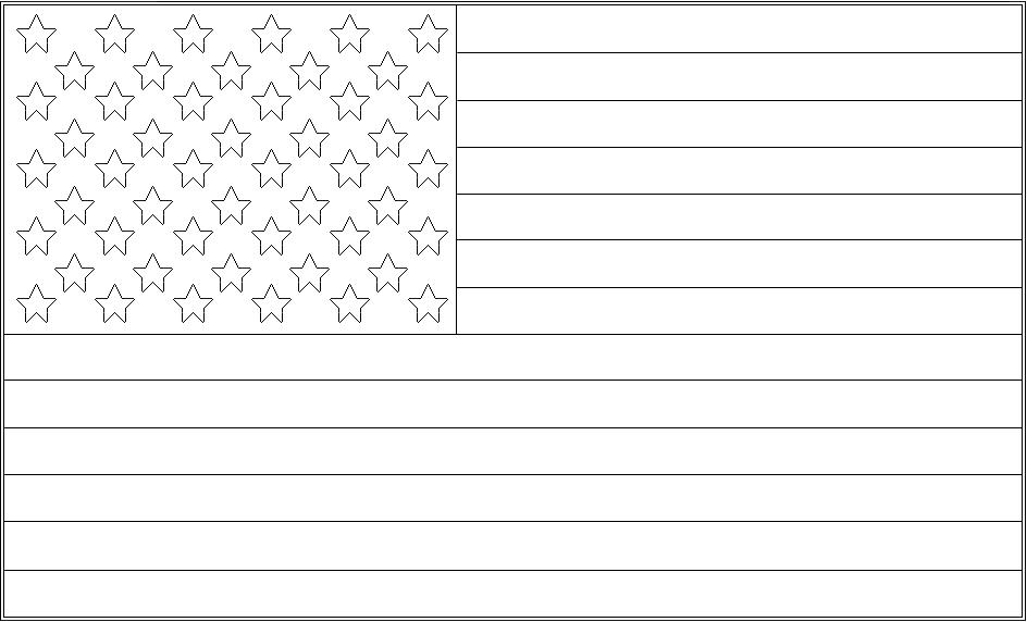 Flag coloring #11, Download drawings