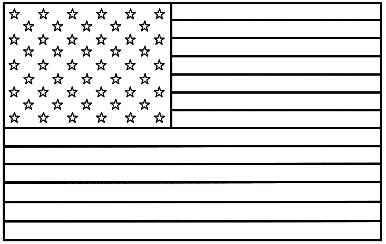 Flag coloring #14, Download drawings