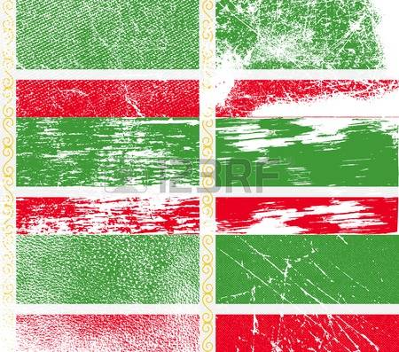 Flag Of Chechnya coloring #16, Download drawings