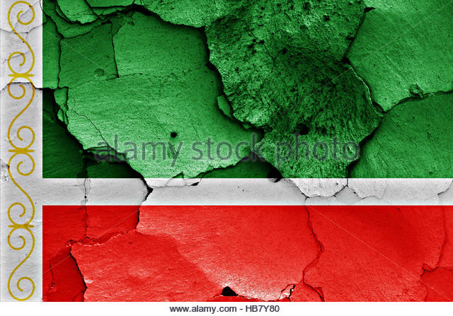 Flag Of Chechnya coloring #13, Download drawings