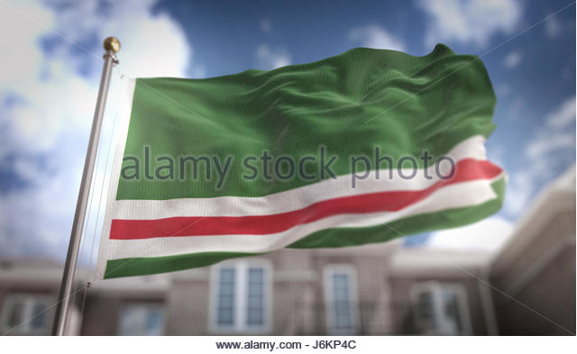 Flag Of Chechnya coloring #15, Download drawings