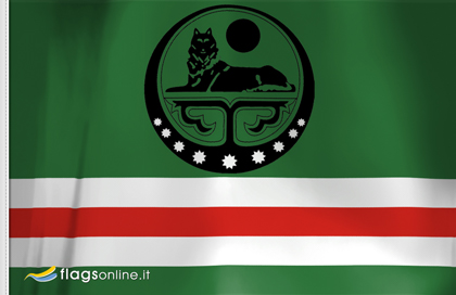 Flag Of Chechnya coloring #19, Download drawings