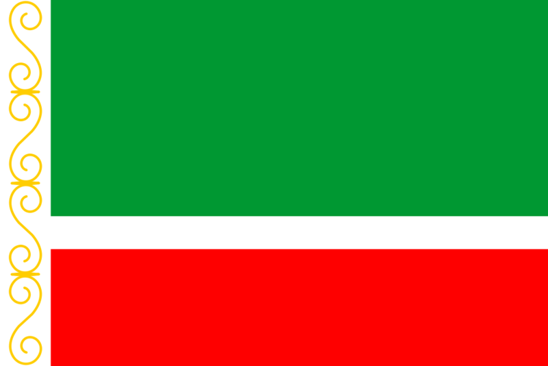 Flag Of Chechnya svg #7, Download drawings