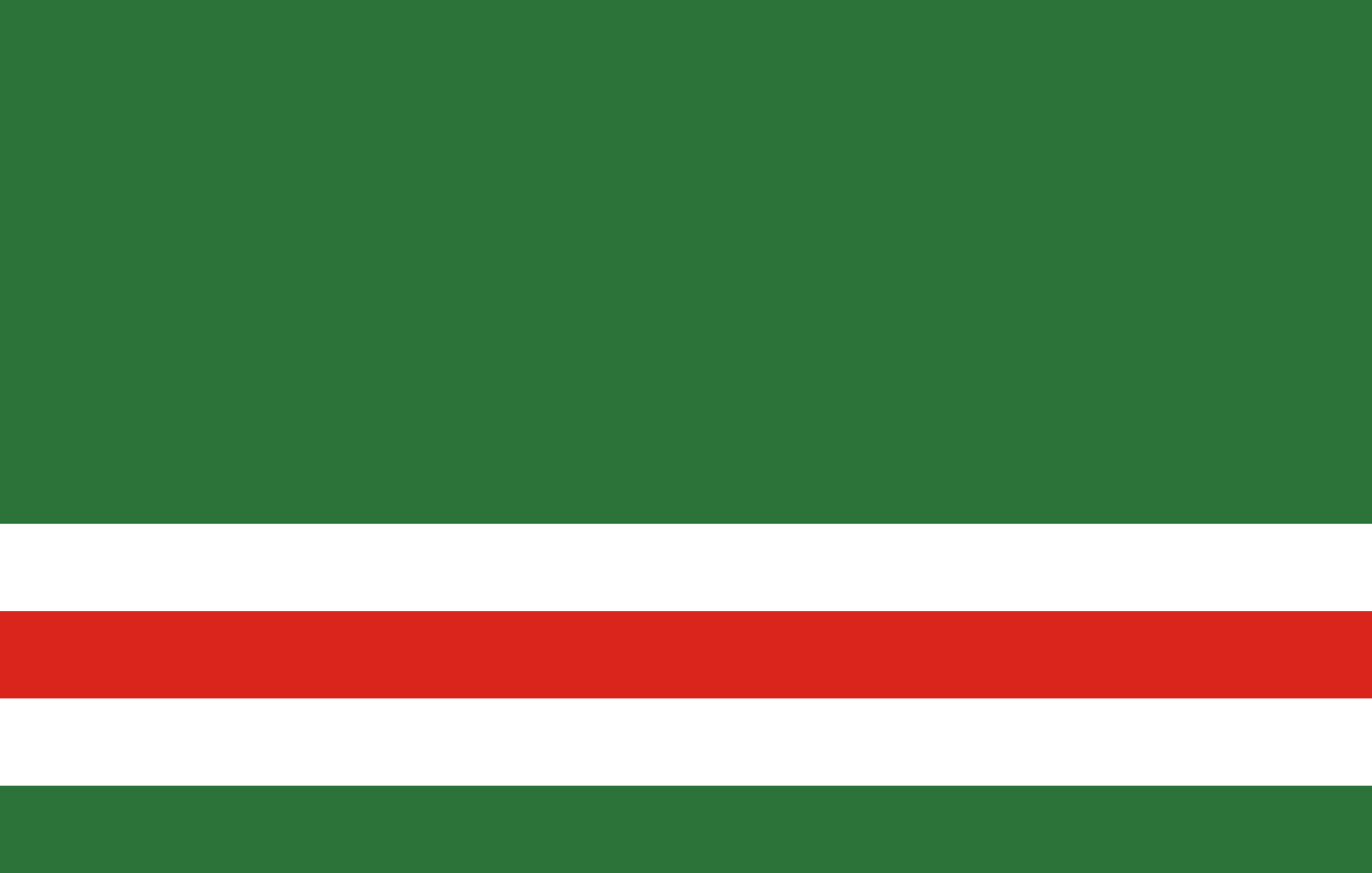 Flag Of Chechnya svg #13, Download drawings