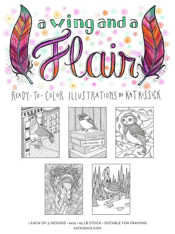 Flair coloring #10, Download drawings