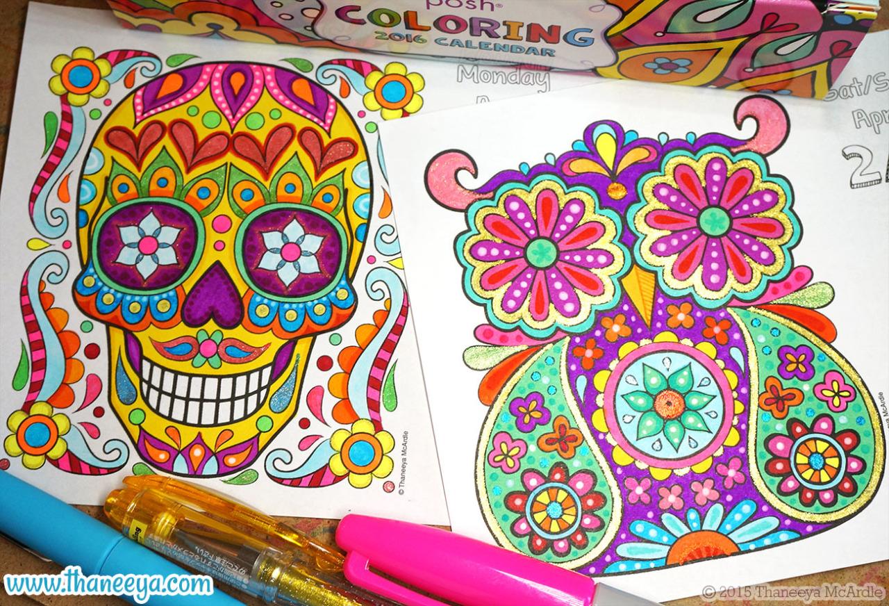 Flair coloring #6, Download drawings