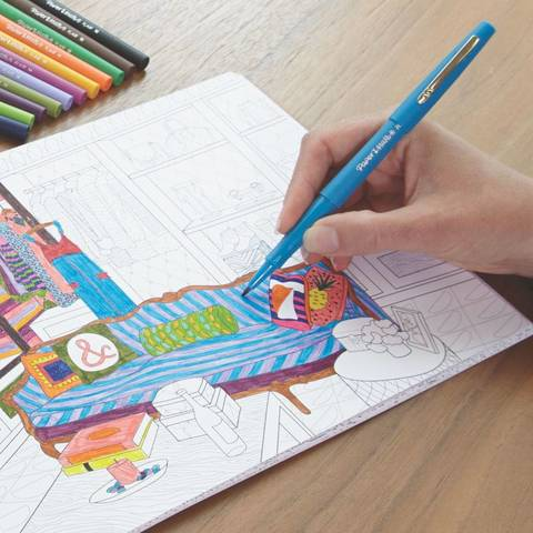 Flair coloring #20, Download drawings