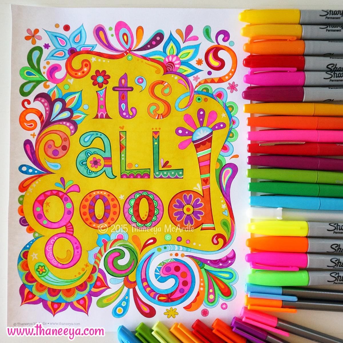Flair coloring #15, Download drawings