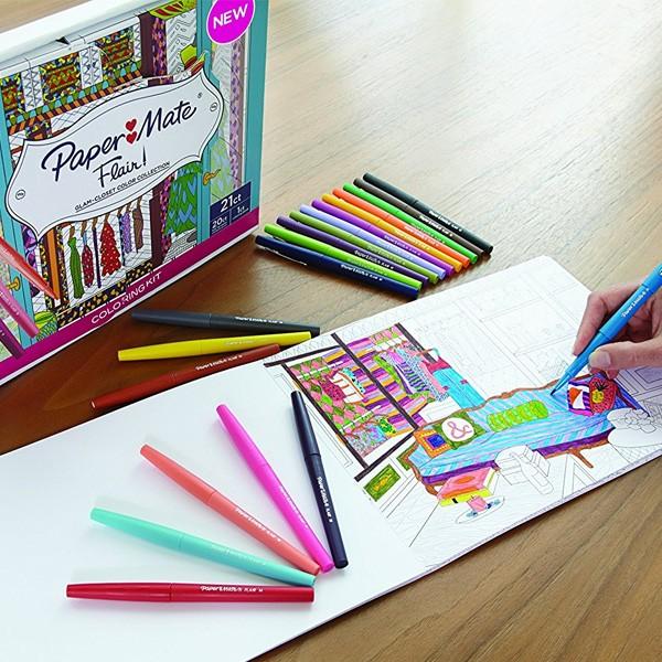 Flair coloring #17, Download drawings