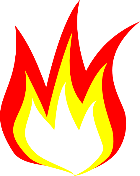 Flames clipart #16, Download drawings